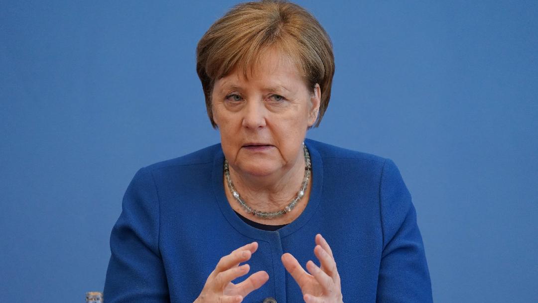 FOTO: Hasta 70 por ciento de Alemania se contagiará de coronavirus: Merkel, el 11 de marzo de 2020