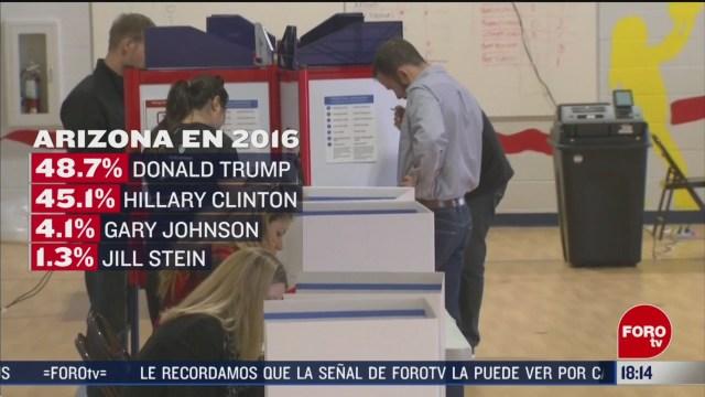 FOTO: arizona abrio las urnas para las elecciones primarias