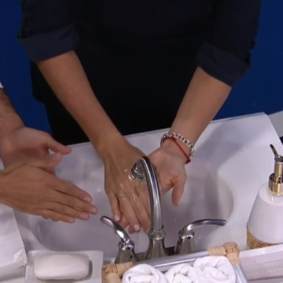 Así es como debes lavar tus manos, usar el cubrebocas y el gel antibacterial, por contingencia de coronavirus