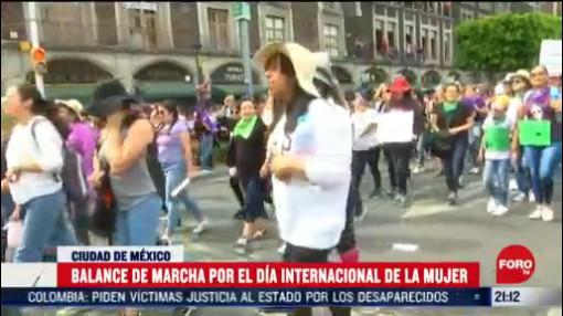 Así se vivió la Marcha por el Día Internacional de la Mujer #8M en la Ciudad de México asi se vivio la marcha por el dia internacional de la mujer 8m en la cdmx