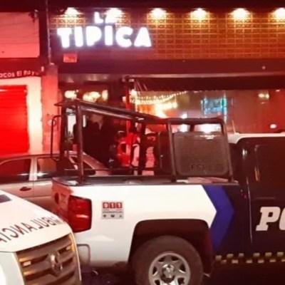 Suman cinco muertos tras ataque en bar 'La Típica' de Salamanca, Guanajuato