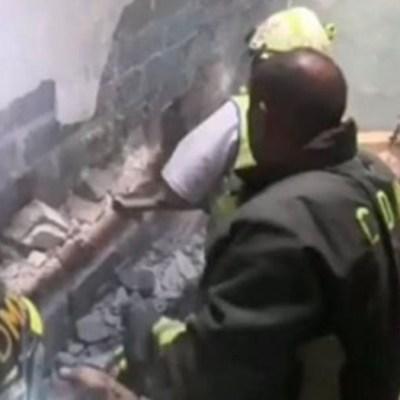 Fiscalía solicitará orden de aprehensión contra madre de bebé rescatada entre muros en Iztacalco