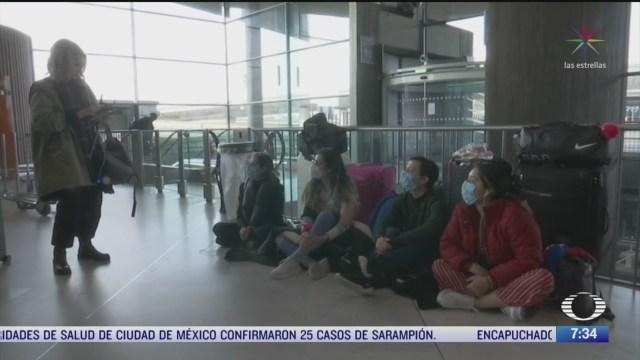 cerca de 30 mexicanos siguen varados en paris por el coronavirus