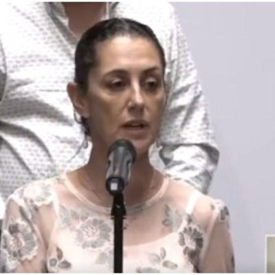 Claudia Sheinbaum anuncia cierre de iglesias, cines y teatros de la CDMX por coronavirus