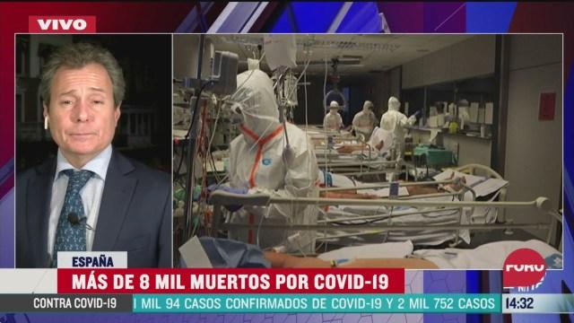 FOTO: comienza en espana el proceso de estabilizacion por coronavirus