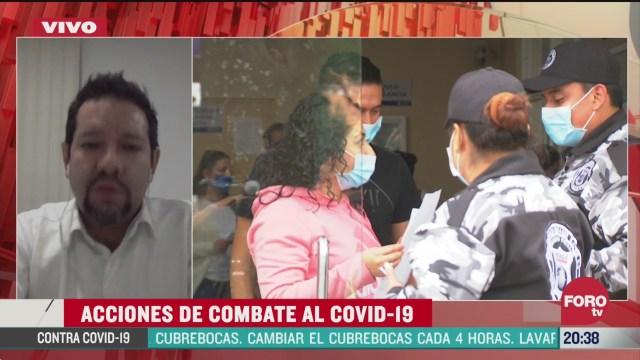 Foto: Coronavirus Cómo Cuidar Familiares Contagiados Covid-19 31 Marzo 2020