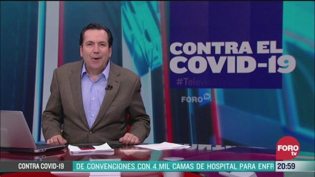 Foto: Contra Covid-19 Coronavirus Recomendaciones Prevención Televisa te Acompaña 24 Marzo 2020