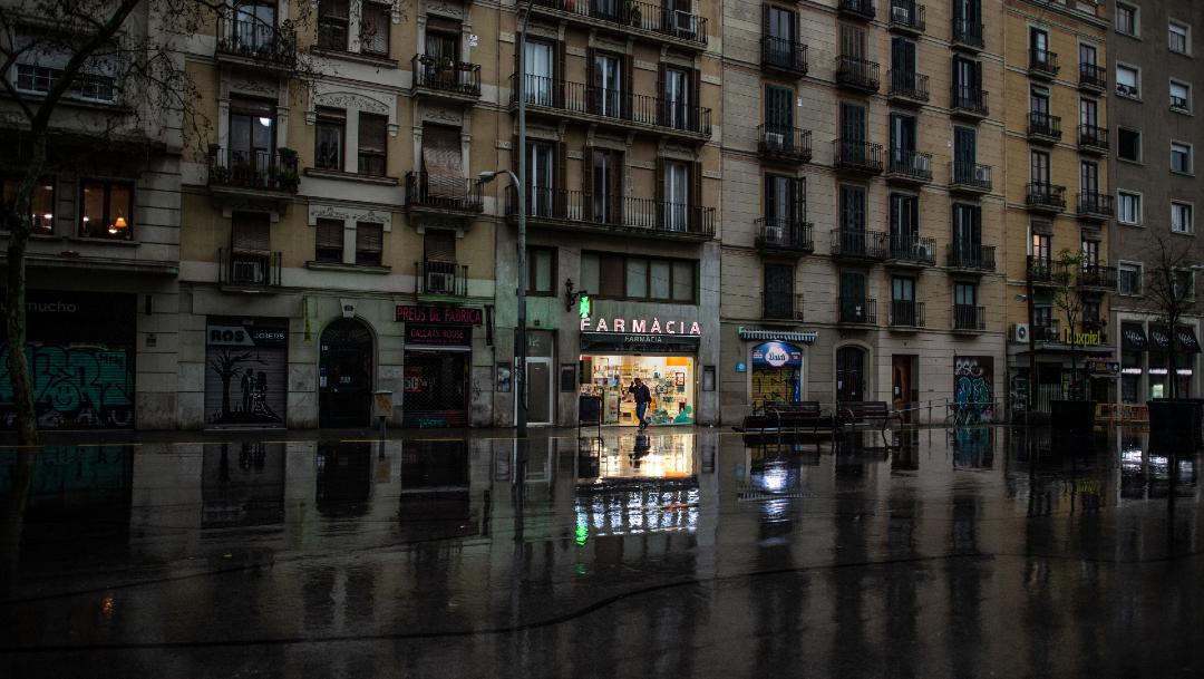 FOTO: España reporta récord de 849 muertes en un día por el coronavirus, el 31 de marzo de 2020