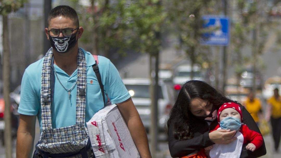 FOTO: Suman 24 casos positivos de Coronavirus en San Luis Potosí, el 29 de marzo de 2020