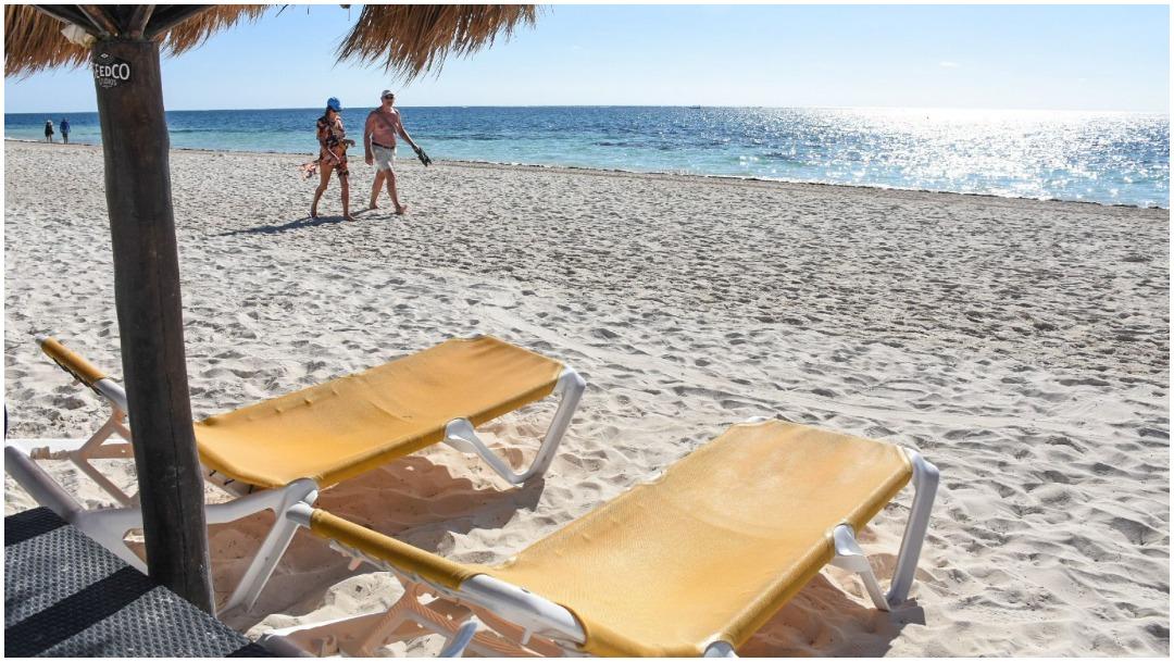 Imagen: La Secretaría de Turismo prevé una reducción considerable del turismo por coronavirus, 28 de marzo de 2020 (CUARTOOSCURO)