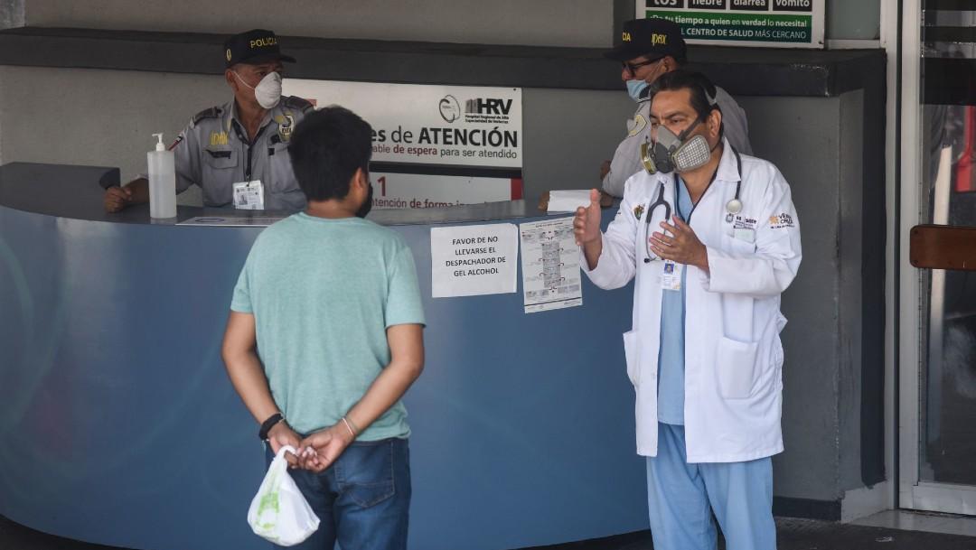 FOTO: Veracruz suma 27 casos positivos de coronavirus, el 31 de marzo de 2020