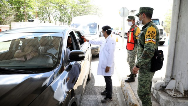 Foto: Estado de México suma seis casos positivos de coronavirus Covid-19, 13 de marzo de 2020 (Getty Images, archivo)