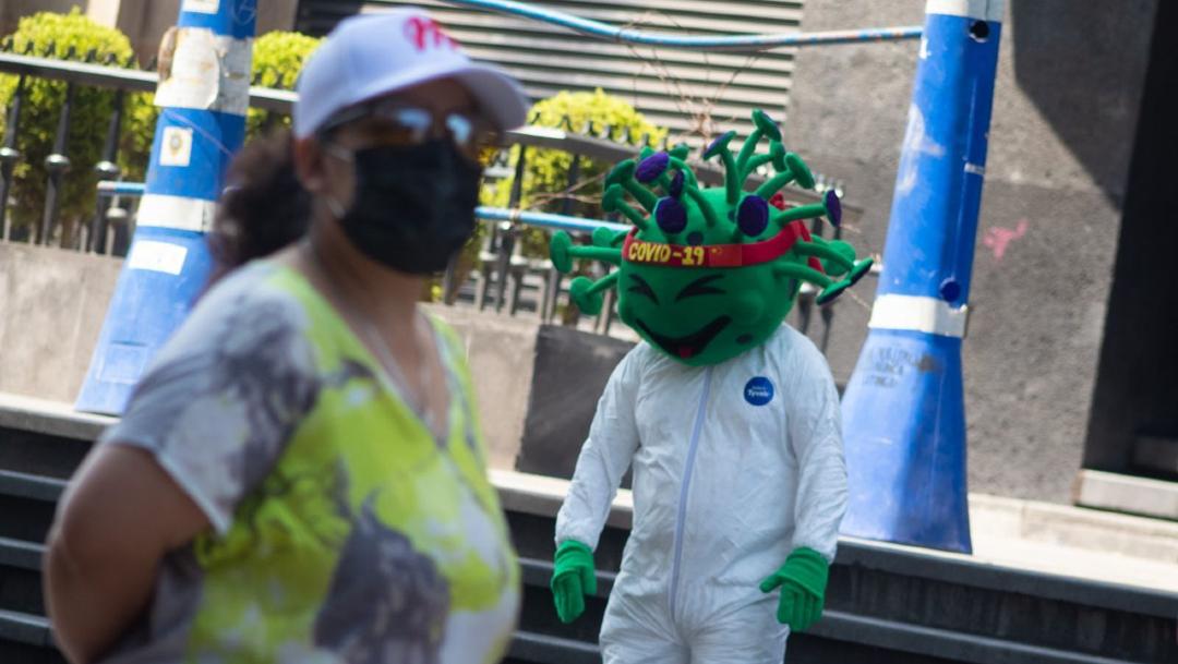 Foto: Con llegada de fase 2 de coronavirus hay que confiar en la ciencia: experto de la UNAM, 22 de marzo de 2020, (MAGDALENA MONTIEL/CUARTOSCURO.COM)