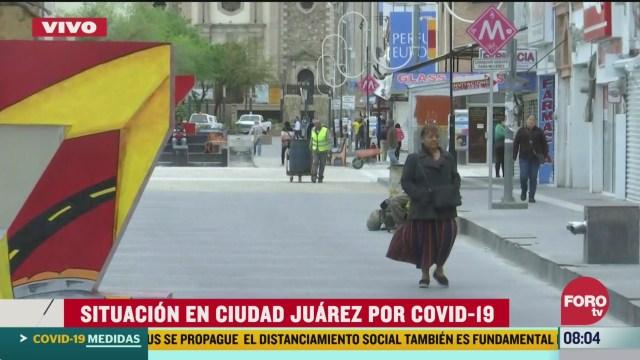 cuatro casos de coronavirus en ciudad juarez chihuahua