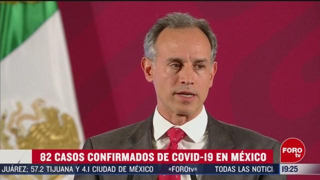 FOTO: 16 marzo 2020, descartan casos de coronavirus en vuelo cdmx el salvador