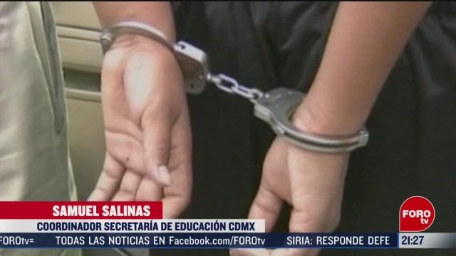 Foto: Delitos Menores De Edad Cdmx Disminuyen 2020 4 Marzo 2020