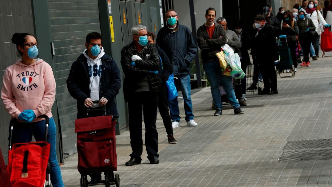 Foto: España supera a China en fallecidos por coronavirus