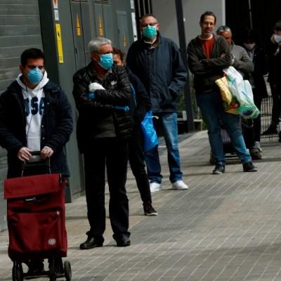 España supera a China en fallecidos por coronavirus