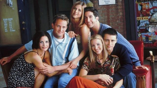 Rodaje de la reunión de 'Friends' se retrasa por coronavirus