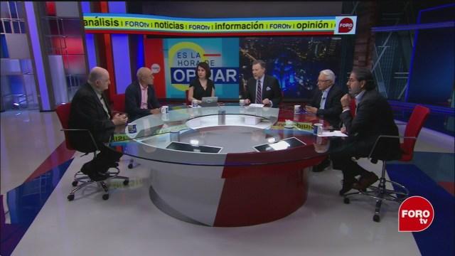 Foto: Encuestadores Analizan Caída Amlo Aprobación 4 Marzo 2020