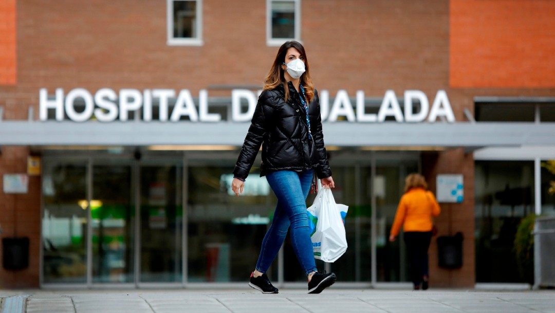 Foto: España supera los cuatro mil muertos por coronavirus