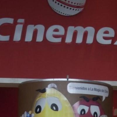 Cinemex cierra sus salas hasta nuevo aviso por coronavirus