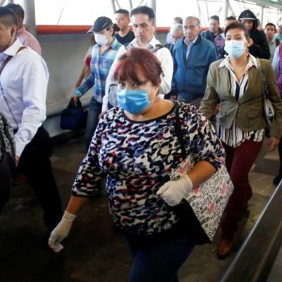 México va un paso adelante contra coronavirus frente a otros países: OMS