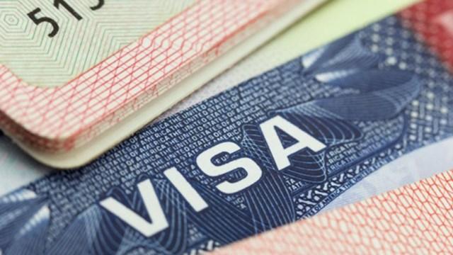 Foto: Visa H-2B de trabajo. AP/Archivo