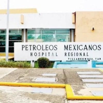 Muere segundo paciente por medicamento contaminado en hospital de Pemex de Tabasco