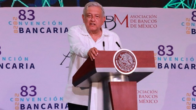 Foto: Andrés Manuel López Obrador, presidente de México. Efe