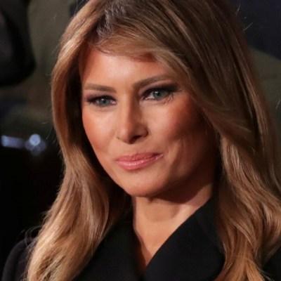 Melania Trump dio negativo a prueba de coronavirus