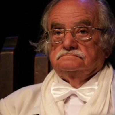 Foto: Santiago García, dramaturgo colombiano.