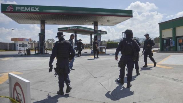FOTO: Localizan cuatro muertos mutilados en Michoacán, el 5 de marzo de 2020