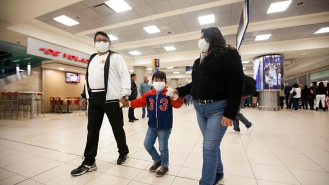 Foto: Cinco nuevos casos positivos de coronavirus en Ecuador,15 de febrero de 2020, (Getty Images)