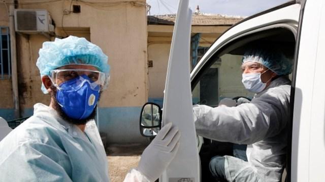 Foto: Dieciséis miembros de una misma familia están infectados por coronavirus, 2 de febrero de 2020, (Getty Images, archivo)