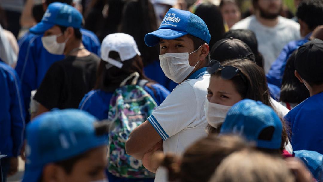 Foto: Declaran toque de queda en dos municipios de Sonora por coronavirus, 19 de marzo de 2020, (Getty Images, archivo)