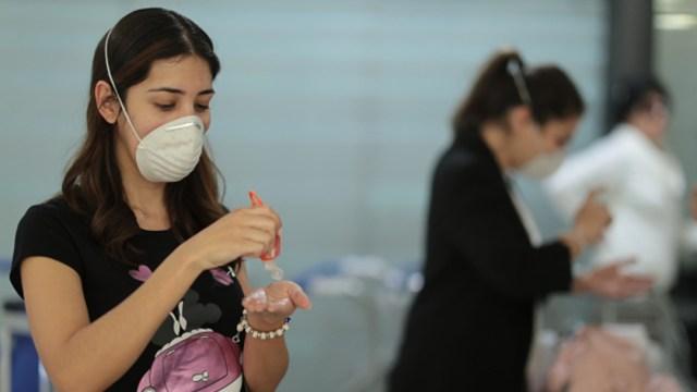 Foto: Sinaloa confirma nuevo caso positivo de coronavirus, 13 de marzo de 2020 (Getty Images, archivo)
