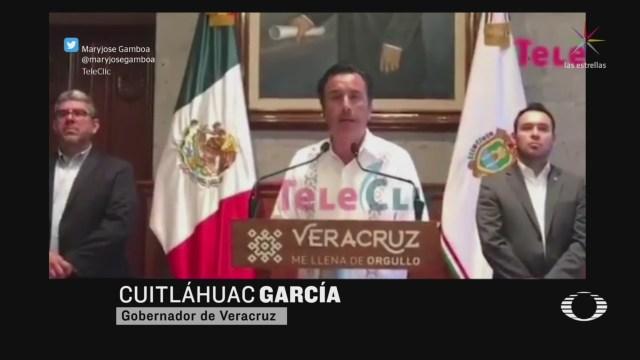 Foto: Gobernador Veracruz Olvida Detalles Plan Emergente Conferencia 30 Marzo 2020