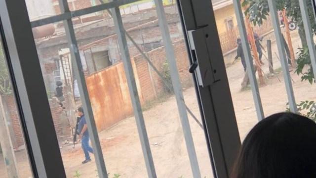Reportan hombres armados en Loma de Rodriguera, Culiacán, 6 marzo 2020