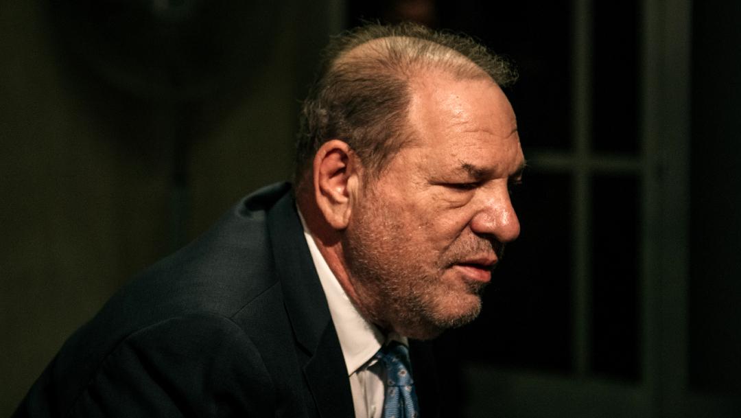FOTO Harvey Weinstein fue sentenciado a 23 años en prisión por violación y abuso sexual (Getty Images)