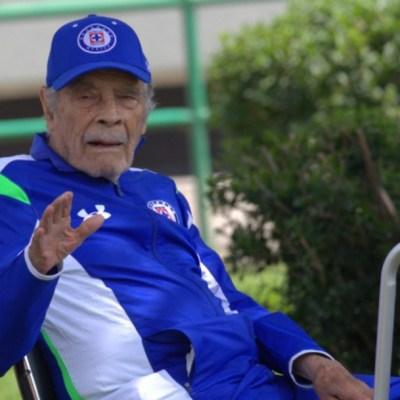Muere el legendario entrenador Ignacio Trelles, 25 marzo 2020