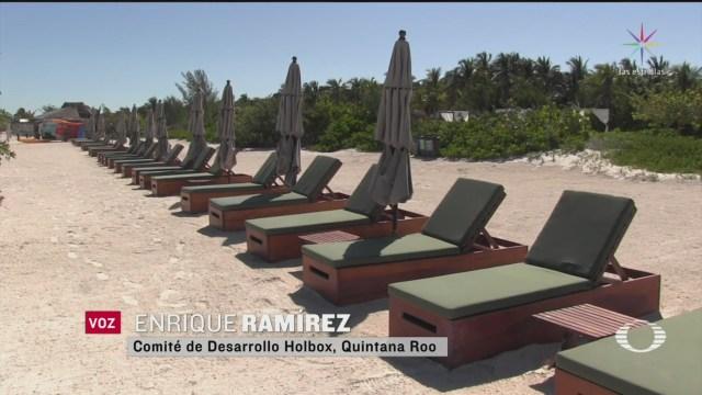 Foto: Coronavirus Isla Holbox Permanece Cerrada Turismo 25 Marzo 2020