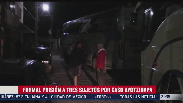 Foto: Juez Ordena Prisión Expolicias Militar Tortura Caso Ayotzinapa 26 Marzo 2020