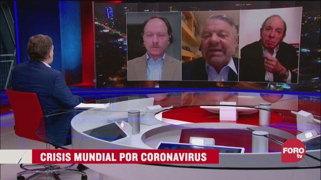 Foto: Crisis Coronavirus COVID-19 México Mundo Economía 23 Marzo 2020