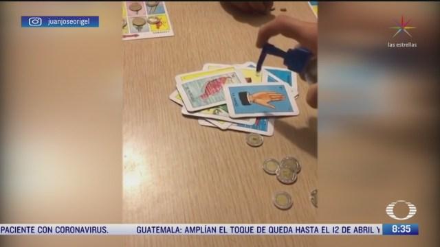 la mejor manera de jugar loteria en tiempos de cuarentena