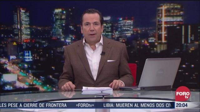 Foto: Las Noticias Ana Francisca Vega Programa Completo Forotv 1 Abril 2020