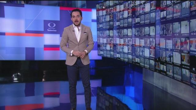 las noticias con claudio ochoa programa completo del 27 de marzo del