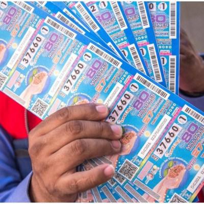 Foto: Los sorteos de la Lotería Nacional serán suspendidos hasta el 19 de abril, 28 de marzo (CUARTOOSCURO)