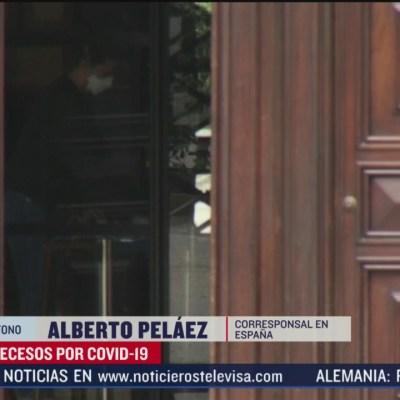 Más de 6,500 muertos en España por coronavirus