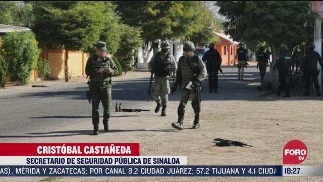 FOTO: matan a mando policiaco en sinaloa